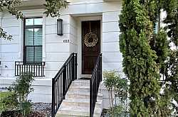 THE BROWNSTONES AT THORNTON PARK Townhomes For Sale