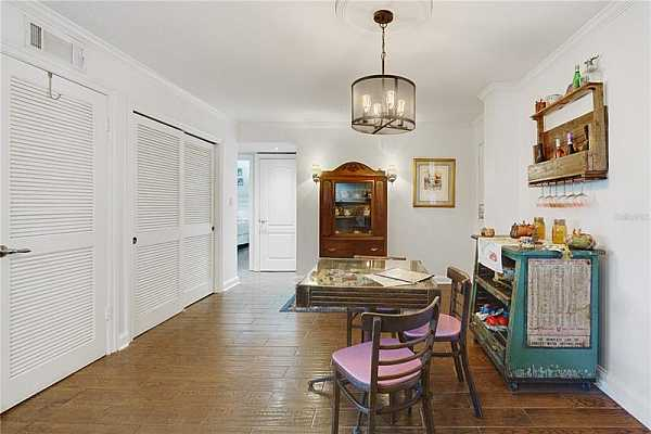Photo #4 DINING ROOM WITH FOYER VIEWS