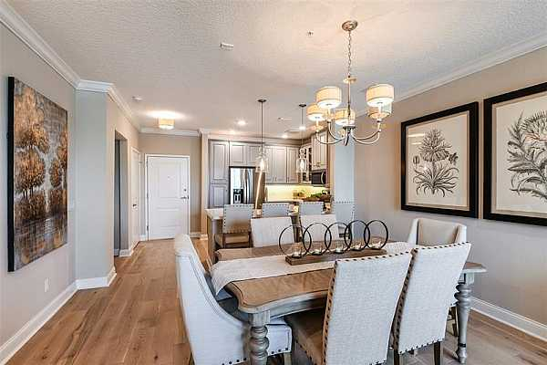 Photo #6 *Interior images are of a model home with the same design, finishes vary.*